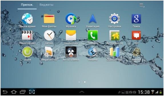 Планшет самсунг 3100 galaxy tab - пошаговая настройка planshetuk.ru - Обзоры планшетов