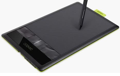 планшет bamboo pen & touch