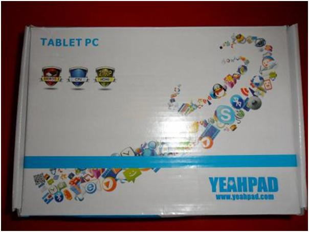 планшет yeahpad a13