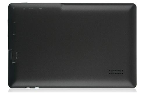 Задняя крышка планшета