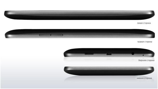 размещение клавиш на планшете