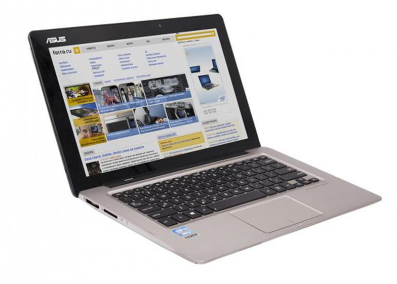 Внешний вид планшета трансформера TX300CA