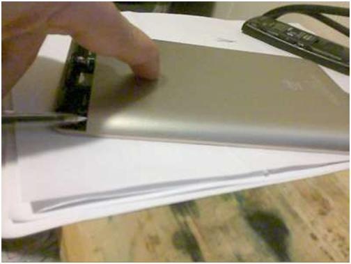 Как с помощью ручки открыть крушку