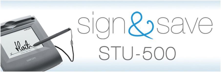 Sign&save-планшет