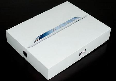 Упаковка планшета