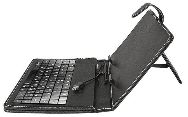 Чехол с клавиатурой и подставкой
