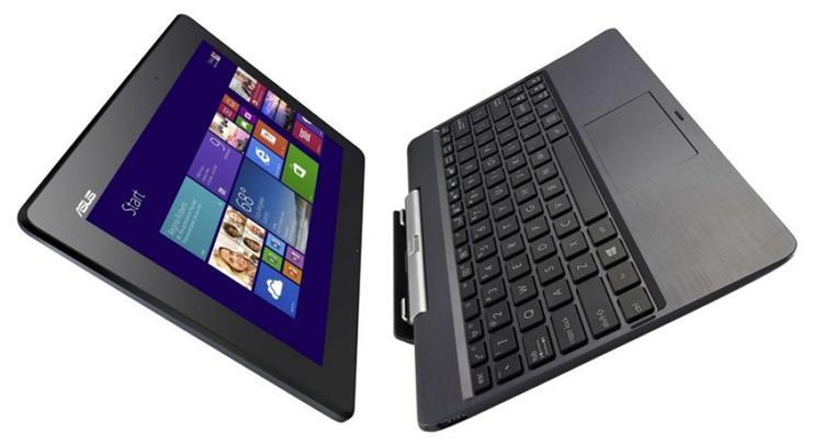 Сочетание 10-дюймового экрана с клавиатурой