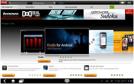 магазин Lenovo App Shop