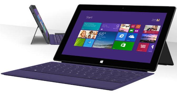 Гаджет от Microsoft Surface Pro 2