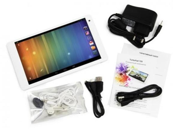 Зарядка, USB-кабель, документация, минигарнитура