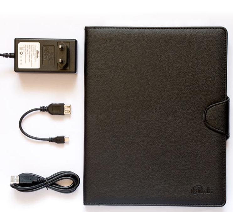 Чехол, зарядное устройство, кабель