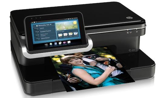Подключаем планшет к принтеру