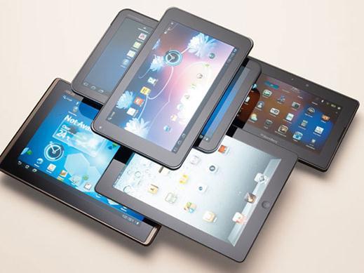 Разнообразные планшеты