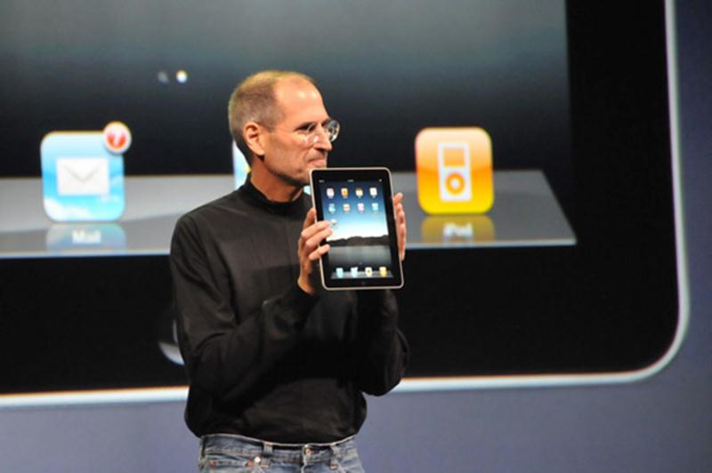 Создатель iPad