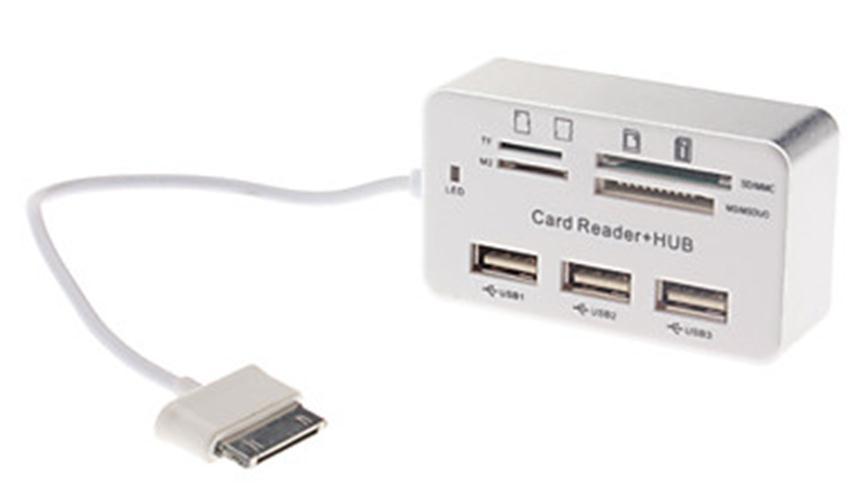 Card Reader + HUB