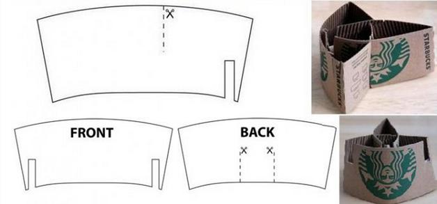 Схема изготовления аксессуара