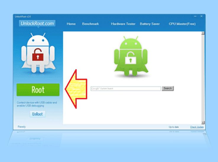 Программа Unlock Root