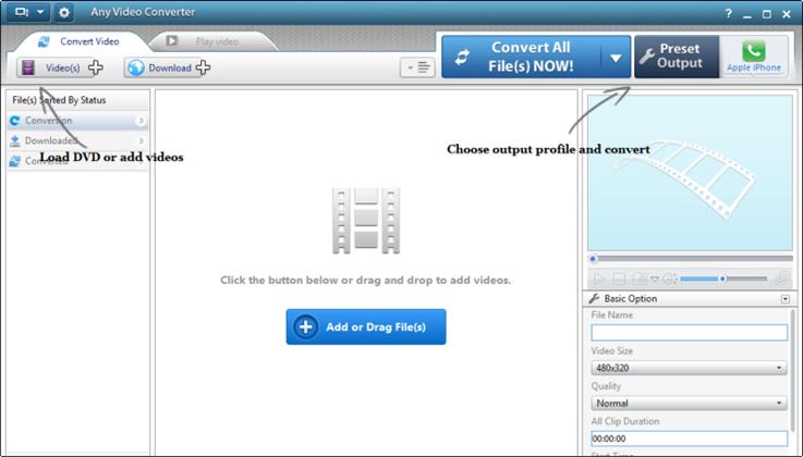 Программа для конвертации файлов