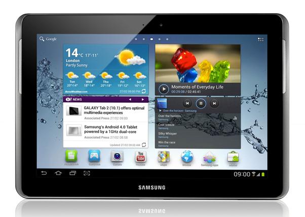 Девайс от Samsung