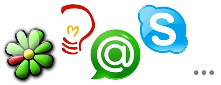 Приложения для обмена сообщениями