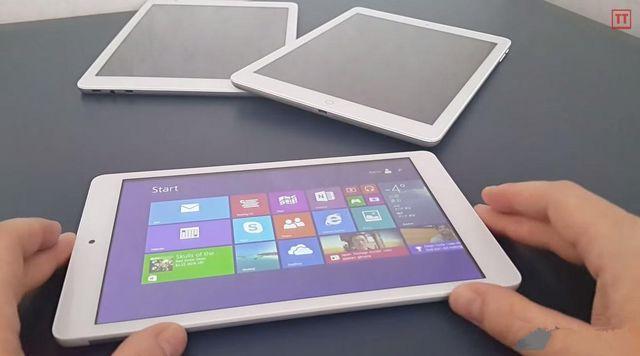 Планшет Teclast X80H обзор: бюджетный планшет с двумя ОС