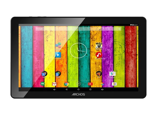 Обзор планшета Archos 121 Neon