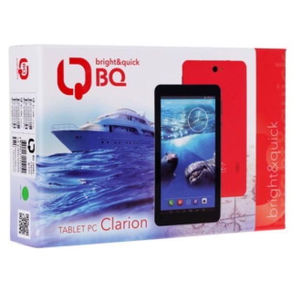Обзор планшета BQ 7008G CLARION