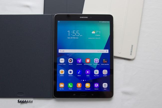 Обзор Samsung Galaxy Tab S3: стильный планшет для развлечений