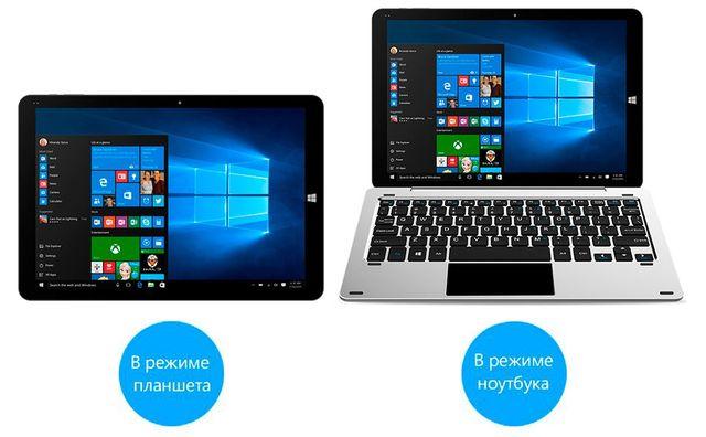 Обзор Chuwi Hi13: сравнение с планшетом Chuwi Hi12