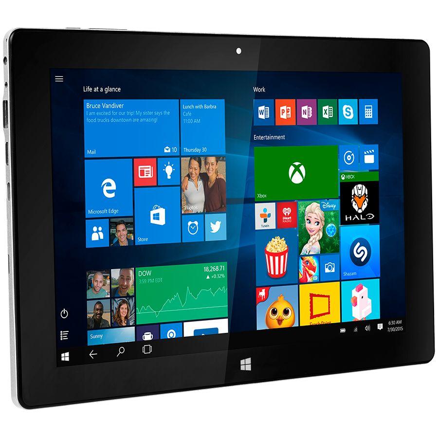 Планшет Prestigio MultiPad Visconte 4U PMP1010TDBK обзор