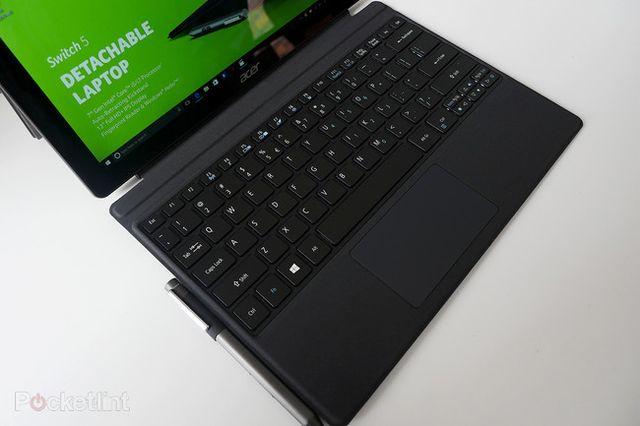Обзор Acer Switch 5: планшет на Windows 10 c жидкостным охлаждением
