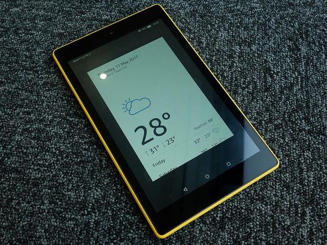 Обзор Amazon Fire 2017: обновленый 7-дюймовый планшет