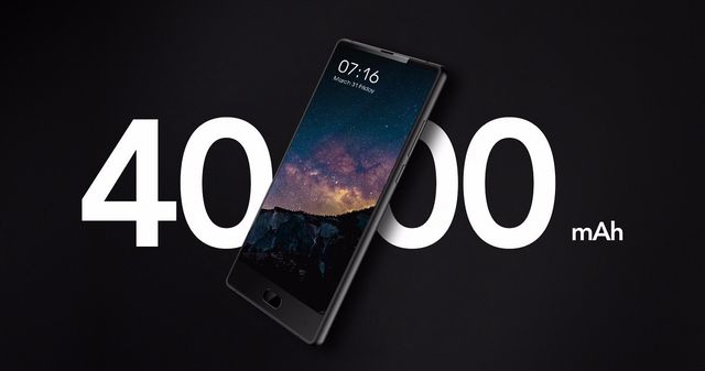 OUKITEL K10000 Pro с 10 000 мАч батареей, безрамочный MAZE Alpha и другие смартфоны на GearBest