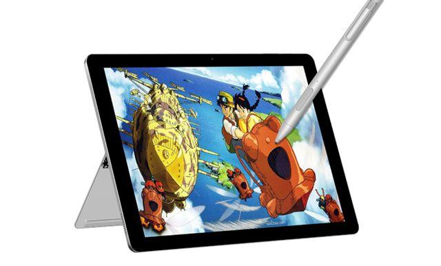 Обзор планшета Chuwi SurBook: первый взгляд на клона Surface Pro