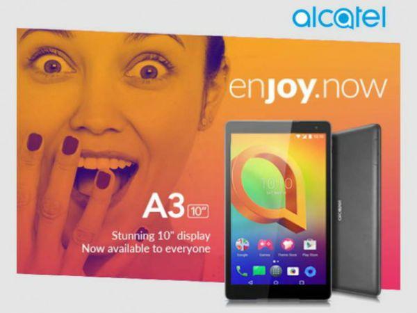 Первый обзор Alcatel A3 10: цена, дата выпуска, характеристики