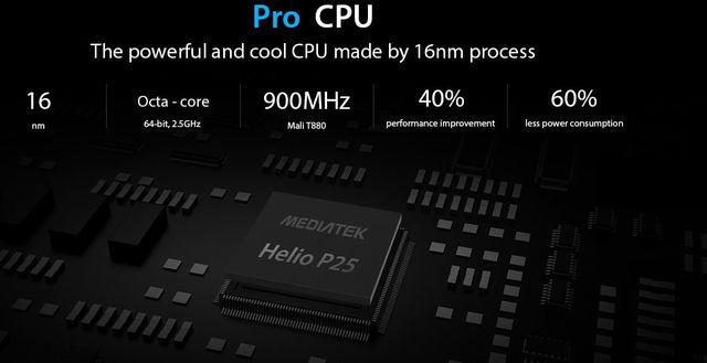 Vernee Mars Pro: доступный флагман с 6 ГБ ОЗУ всего за $174.99