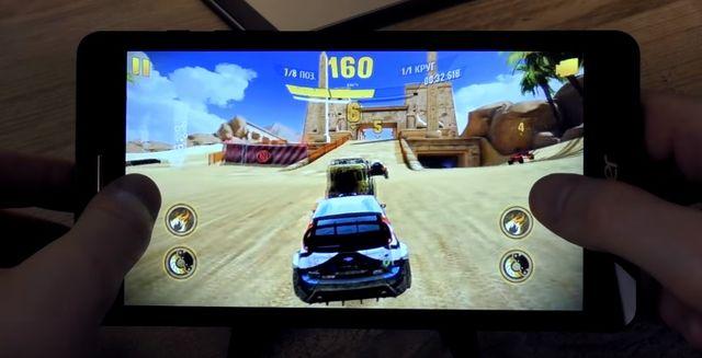 Планшет Acer Iconia Talk S A1734 обзор: игровая производительность